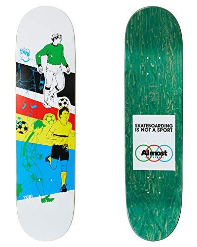 Almost Not A Sport R7 Skateboard Deck 8 inch Yuri Facchini