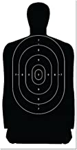 printable silhouette targets