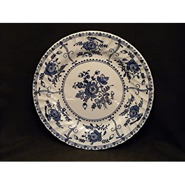 Johnson Bros. Indies Blue Dinner Plates