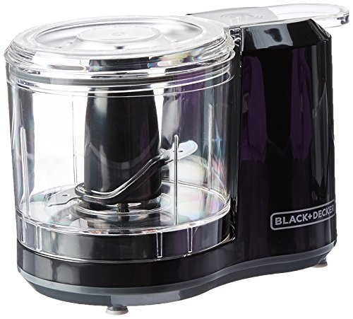 BLACK+DECKER 1.5-Cup Electric Food Chopper,...