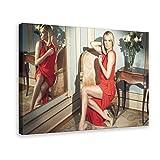 Filmschauspielerin Charlize Theron, sexy Urlaubsgeschenke,