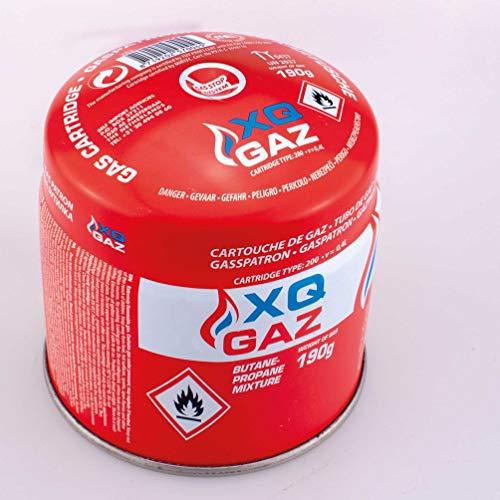 SUPER EGO 90901 Cartucho de Gas, Adultos Unisex, 190 Gr