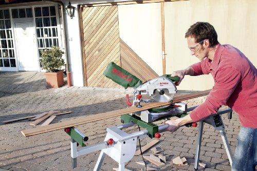 Bosch DIY Untergestell PTA 2400, für Kapp- und Gehrungssägen - 3
