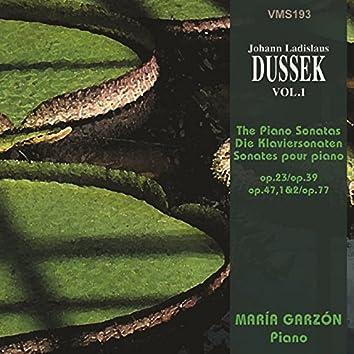 Dussek: The Piano Sonatas