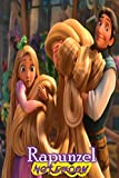"""Rapunzel: Disney Tangled Themed Notebook Journal 6"""" x 9"""" I A Delight for all Kids"""