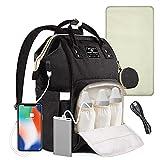 ComfyDegree Baby Changing Bag Backpack Waterproof