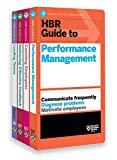 HBR Guides to Performance Management Collection (4 Books) (HBR Guide Series) (Harvard Business Review Guides)