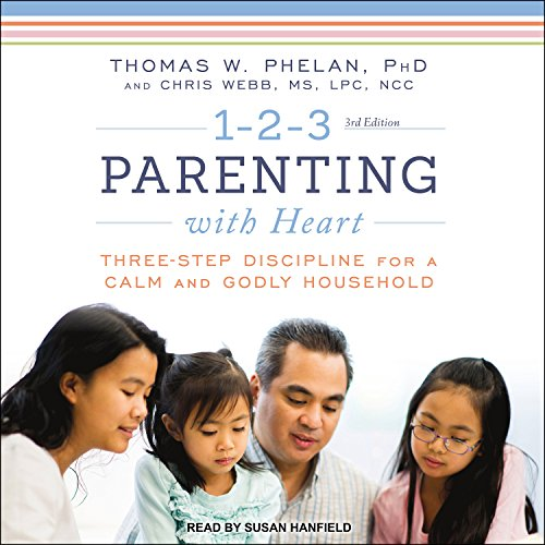 1-2-3 Parenting with Heart cover art