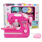 Mini Sewing Machine for Beginners Kids, Travel, Quick Repairs & Small Sewn Projects