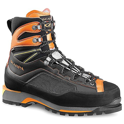 SCARPA Rebel Pro GTX Boot Black/Orange 46