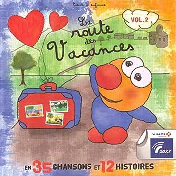 Cœur d'enfance - La route des vacances, vol. 2