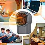 Uamaze Powerful&Portable <span class='highlight'><span class='highlight'>Home</span></span> Heater-High Heating Efficiency, 3 Second Fast Heating- Adjustbale 3 Levels PTC Ceramic Heating for <span class='highlight'><span class='highlight'>Home</span></span>&Office