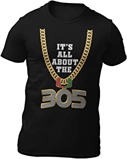 Miami - Turnover Chain 305 T-Shirt It's All About The U
