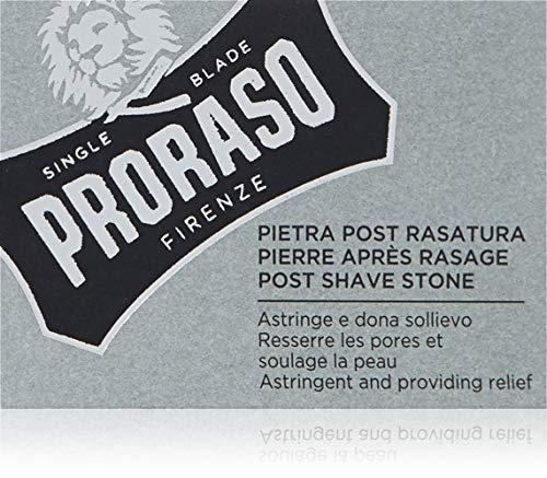 PRORASO - Piedra para después de afeitar, 100 g