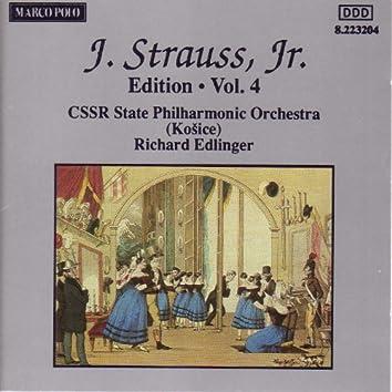 Strauss Ii, J.: Edition - Vol.  4