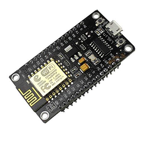 Kuyoly ESP8266 V3 Lua CH340 WiFi-Entwicklungsplatine Professionelles intelligentes Modul ESP8266 V3, Lua CH340 WiFi-Entwicklungsplatine, professionelles, intelligentes Modul