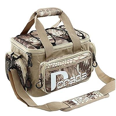DORADA Fishing Tackle Bag Fishing Bags for Fres...
