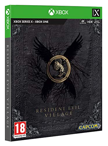 Resident Evil Village - Edizione Steelbook [Esclusiva Amazon.It] - Xbox One