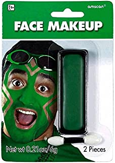 Amscan Face Makeup, Party Accessory, Green