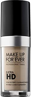 Makeup For Ever Y235 Ultra Hd Invisible Cover Foundation 30ml