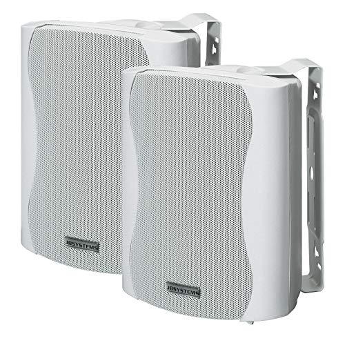 JB Systems K 80 85W Blanco Altavoz - Altavoces (De 2 vías,...