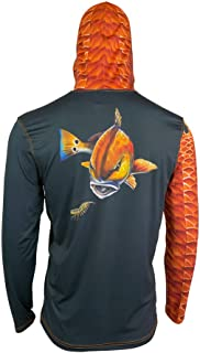 fishing performance hoodie
