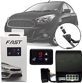 Módulo de Aceleração Sprint Booster Tury Plug and Play Ford Ka+ 2015 16 17 18 19 20 FAST 1.0 F
