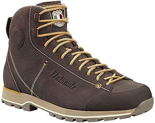 Dolomite Cinquantaquattro High LT Chaussures pour homme - Marron - Tête de mort, 36 2/3 EU