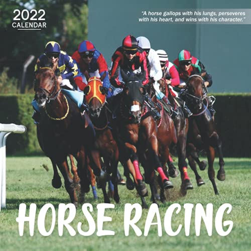 Compare Textbook Prices for Horse Racing 2022 Calendar: Mini Calendar 2022 with Large Grid for Note - To do list, Gorgeous 8.5x8.5'' Small Calendar, Non-Glossy Paper  ISBN 9798545062591 by Publishing, Hana