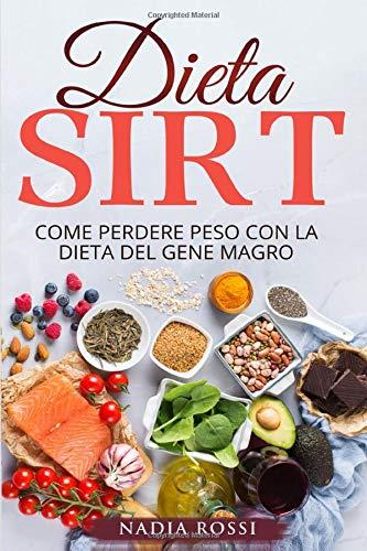 dieta sirt menu settimanale migliore guida acquisto