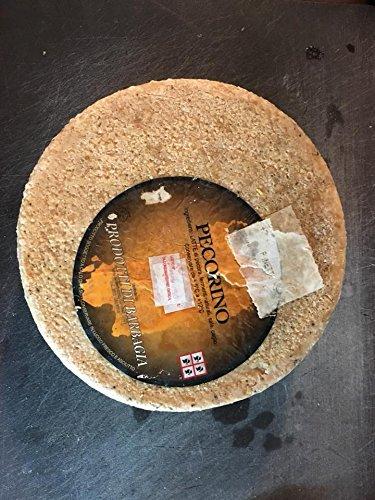 2 x 2.7 kg - Formaggio caprino sardo di 3/10 mesi di stagionatura, prodotto con latte intero di capra, termizzato a pasta semicruda, cagliato con caglio di vitello.