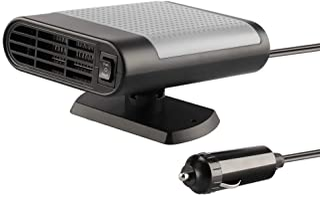 Portable Car Heater, Auto Heater Fan, Car Defogger, Fast Heating Defrosts Defogger 12V 150W Vehicle Heat Cooling Fan Auto ...