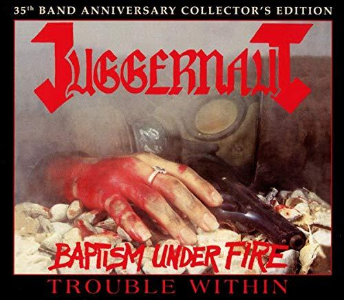 Juggernaut: Baptism Under Fire/Trouble Within Ri Box Set (Audio CD (Box Set))