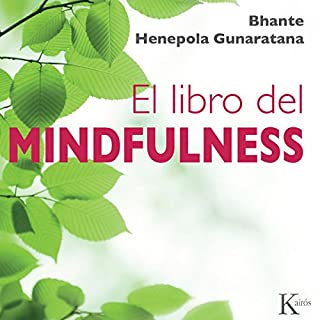 El libro del mindfulness [The Book of Mindfulness] cover art
