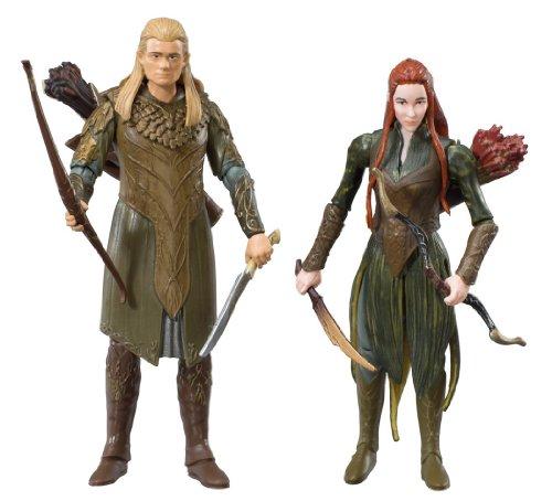 Hobbit BD16014 - Legolas & Tauriel
