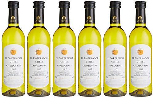 El Emperador Chardonnay Blanc Chile Weißwein (6 x 0.25 l)