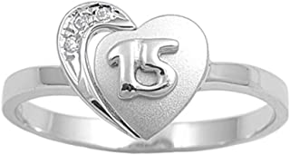 Best 15th birthday rings Reviews