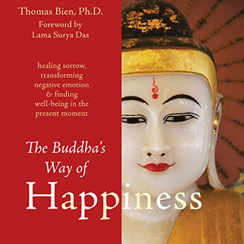 The Buddha's Way of Happiness: Healing Sorrow, Transforming Negative Emotion, and Finding Well-Being in the Present Moment audiobook cover art