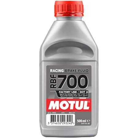 Motul Racing 700 Liquide de frein, DOT 4, 500 ml