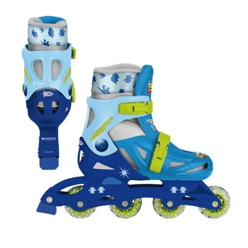 Mondo - 18716 - Vélo et Véhicule pour Enfants - Patins en Ligne Toy Story - Taille M