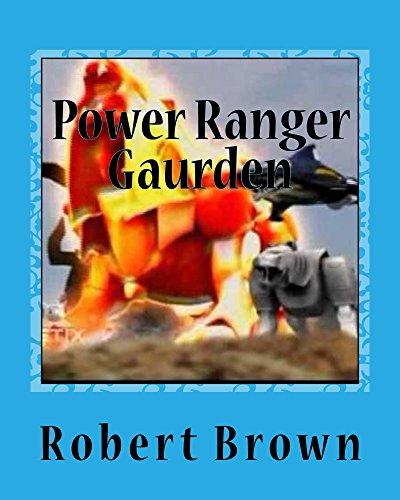 Power Ranger Gaurden (English Edition)