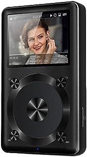 オヤイデ ハイレゾ・デジタルオーディオプレーヤー(ブラック)内蔵メモリ非搭載+外部メモリ対応 FIIO X1 BLACK