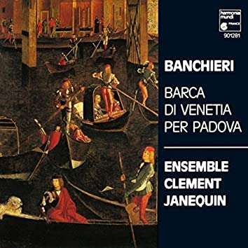 Banchieri: Barca di Venetia per Padova