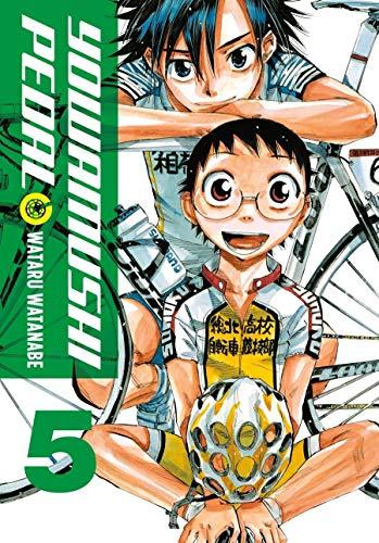 Yowamushi Pedal, Vol. 5 (English Edition)