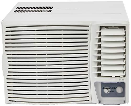 Ar Condicionado de Janela Mecânico, Springer, Branco, 12.000 BTU/h Frio, 110v, Midea
