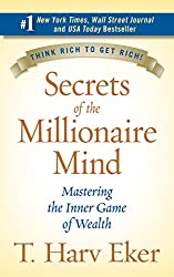 Secrets of the millionaire mind book, T. Harv Eker