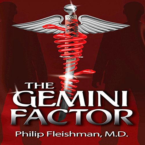 The Gemini Factor audiobook cover art