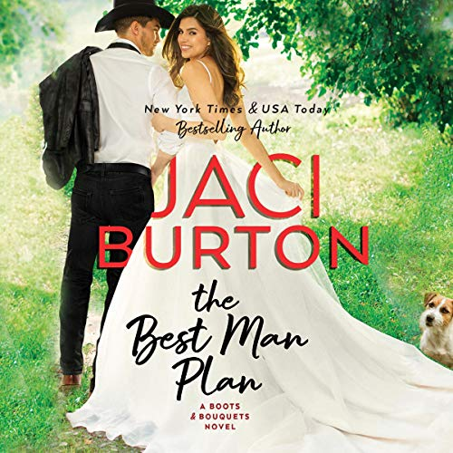 The Best Man Plan Audiobook By Jaci Burton cover art