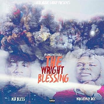 J.E.D.I Music Presents: The Wright Blessing #LongLiveAsteele