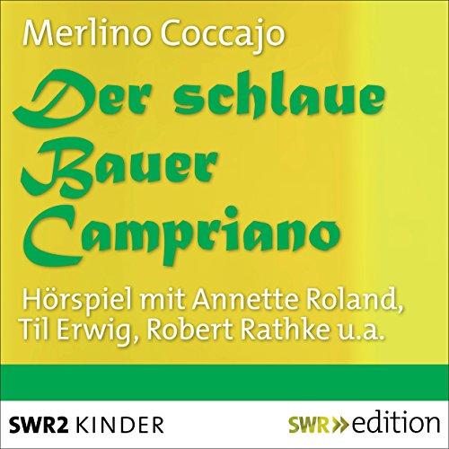 Der schlaue Bauer Campriano audiobook cover art
